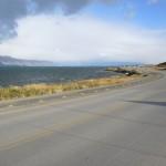 Leaving Punta Natales.