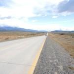 Straight roads.