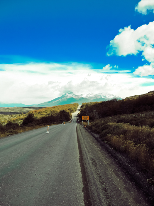 Straight to Torres del Paine.
