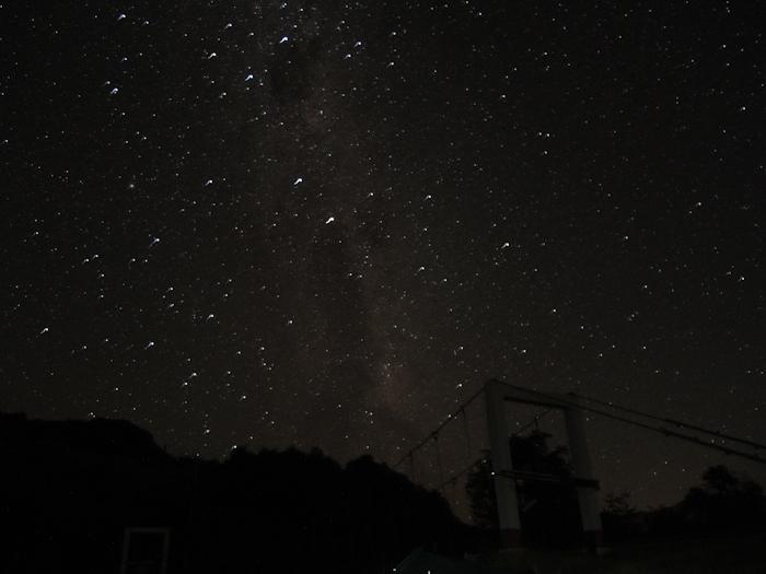 Sternenklare Nächte.