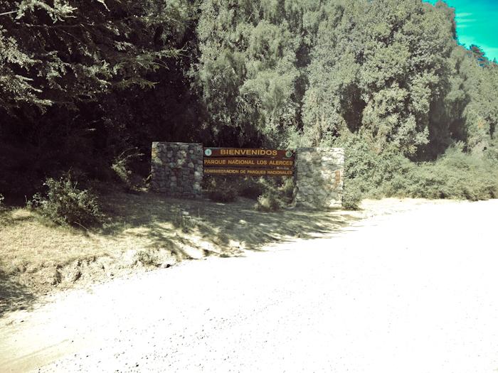 Chau Nationalpark Los Alerces