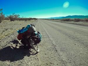 Straaaaiight roads.