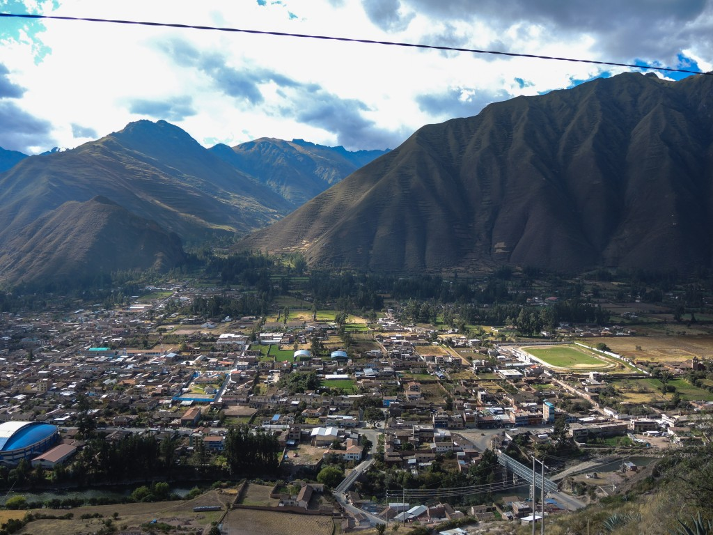 Sacred Valley of the Incas.